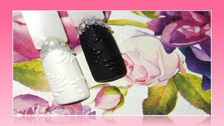 Красивый дизайн ногтей/ Beautiful nail design/ IREN1704