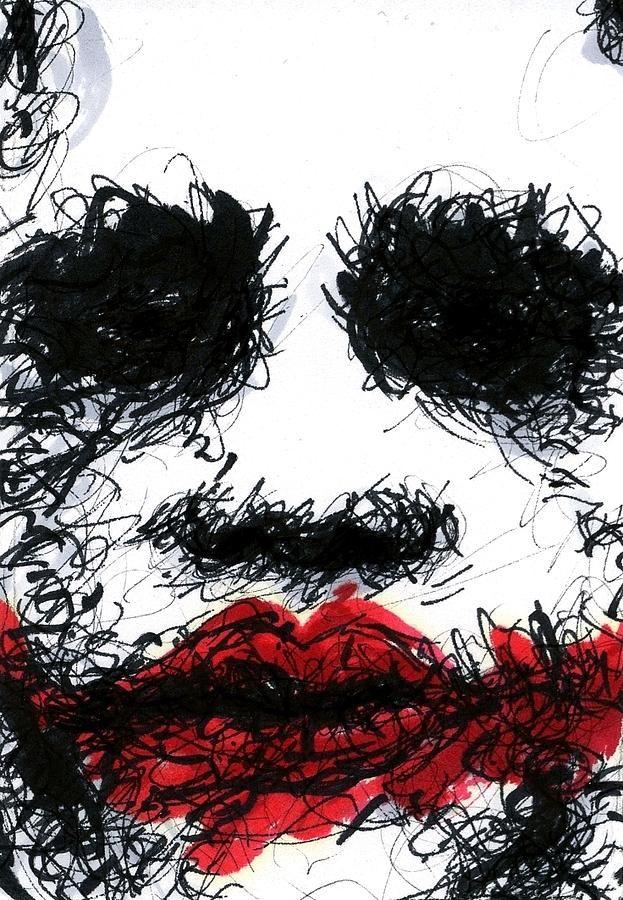 the joker artwork art pinterest the joker jokers