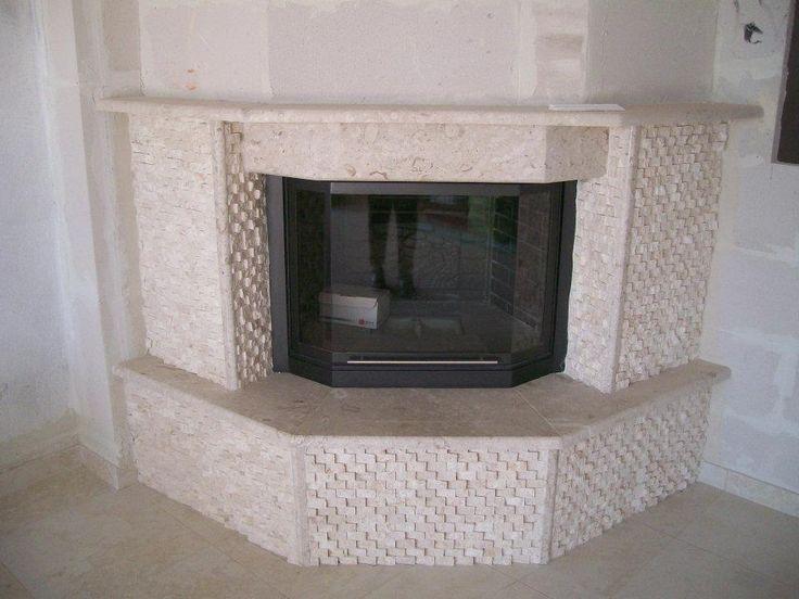 "#Fireplace#marble ""perla"""