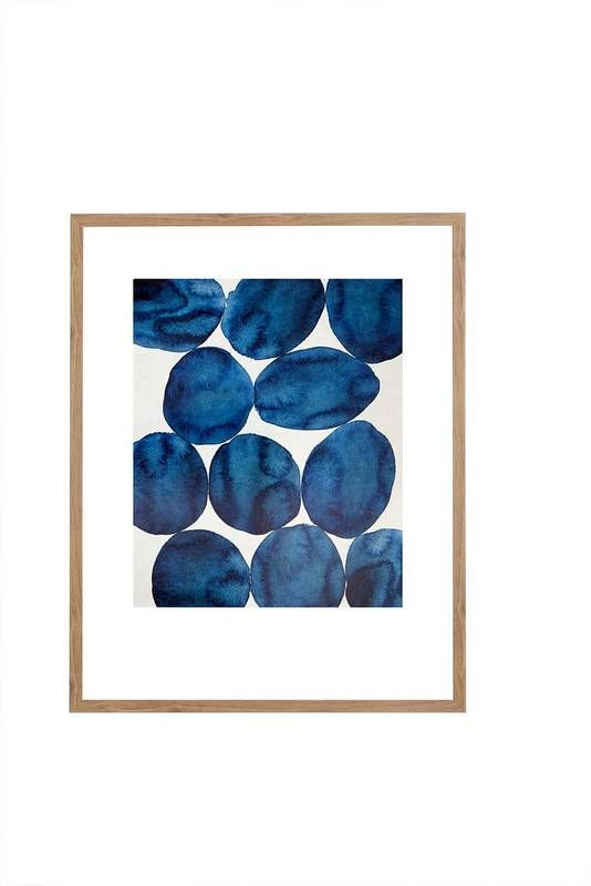 Best New Target Threshold Products Fall 2016 Blue Circular Abstract Art