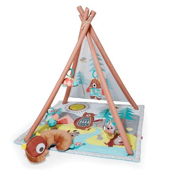 Skip Hop Babygym Camping Cubs i gruppen Leksaker / Babyleksaker hos Köpbarnvagn.se (879674025356)