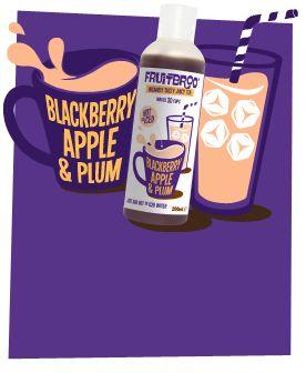"""Blackberry, Apple & Plum Tea """"Deeply Berry'd"""" (Guilt-Free & 100% Natural)"""