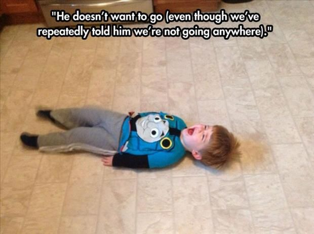 Dump A Day 40 Funny Reasons Kids Cry