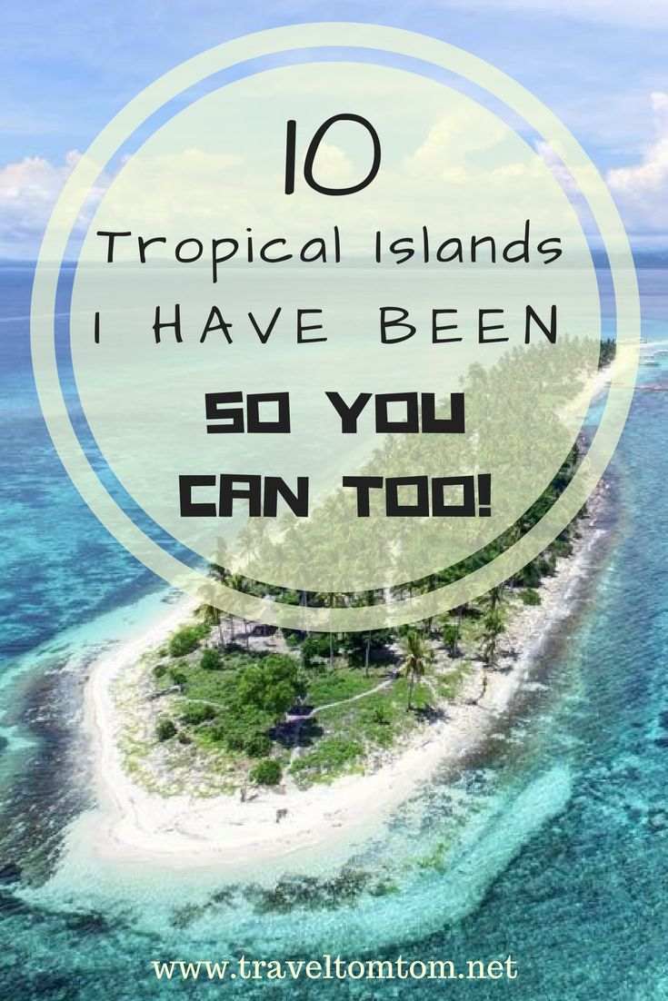 Looking for awesome islands for your next getaway? A list of the most beautiful tropical islands in the world that I have vistited so you should be able to go to. Use this to create your island bucketlist. Not just a standard list with amazing islands you already know. Take a look at some of these unique islands to travel to.
