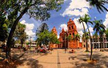 Plaza 24 de Septiembre, Santa Cruz de la Sierra - Virtual tour