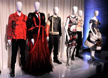 NEED this is my life! @Metropolitan Museum of Art #PUNK 9 May - 11 Aug