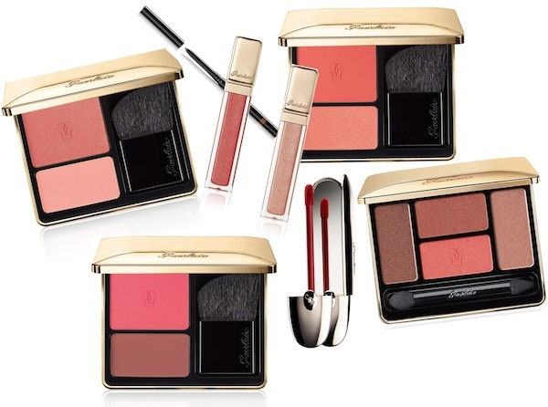 Fall Guerlain is here! Think: Pure romance. Femininity re-invented. Shades range from barely-there beige to rich plum. Vibrant blush duos add natural highlight and gentle contour. Eyes are washed in warm tones of orange and brown. (212 872 2734): Fall Collection, Makeup Fall, Beauty Ideas, Beauty Products, Beauty Masters, Beauty Related