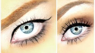Hooded Eyes Makeup for Mature Skin | Stephanie Lange - YouTube