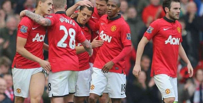 Manchester United gana la Guinness International Champions Cup con goles de Rooney, Mata y Lingard