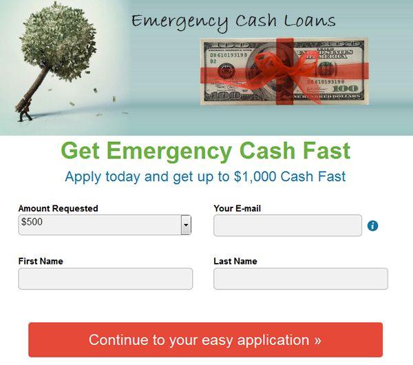 emergency cash loans near me