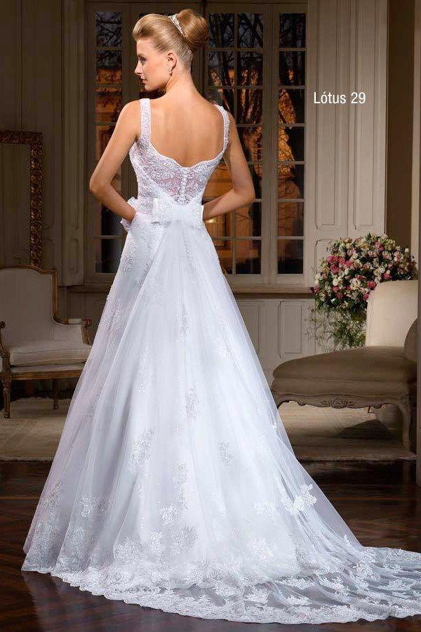 Vestidos Maison Valentina – Coleção Flor de Lótus | Site da Noiva