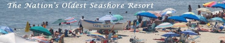Awesome place to vacay! Cape May, NJ