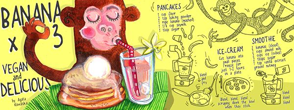 https://www.behance.net/gallery/18839311/illustrated-recipes