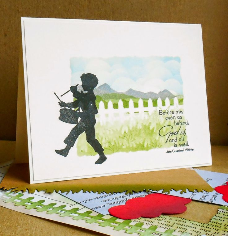 Sweet 'n Sassy Stamps: All is well