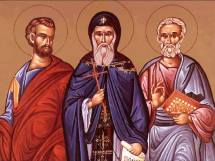 Απολυτίκιο Αγ. Θεοδότου του εν Αγκύρα - 7 ΙΟΥΝΙΟΥ