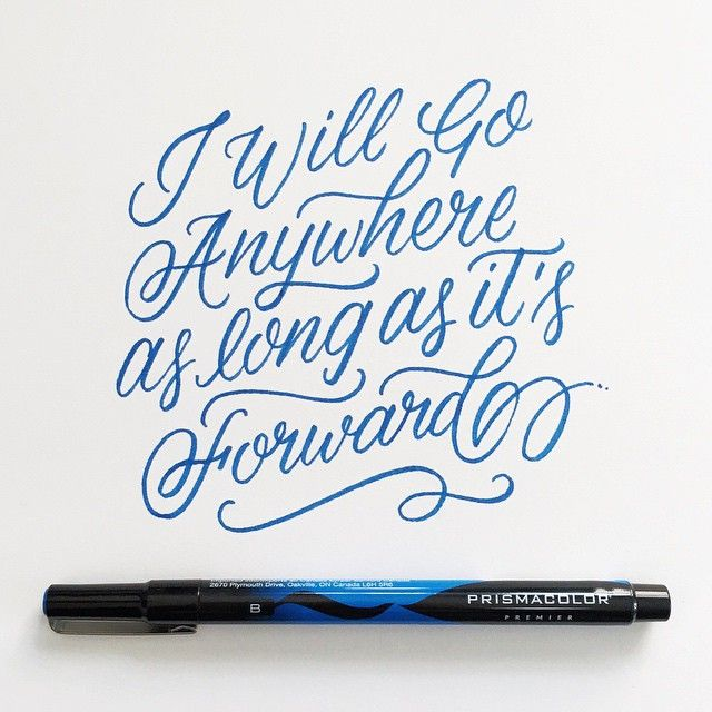 I Will Go Anywhere As Long As It's With You - hand ...