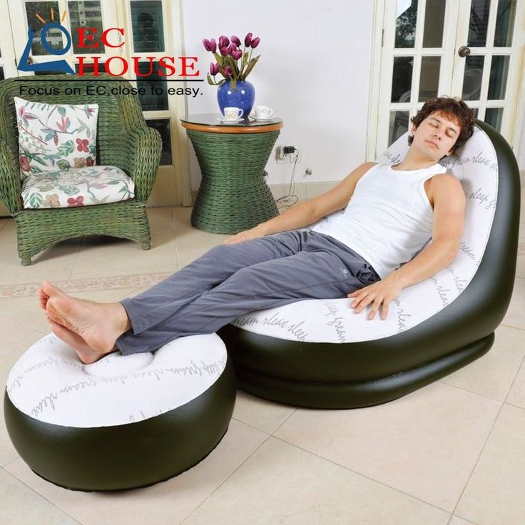 101.73$  Watch here - http://aliog5.worldwells.pw/go.php?t=32747347906 - Inflatable bed single lazy cr double cushion sofa leisure small stool simple FREE SHIPPING 101.73$