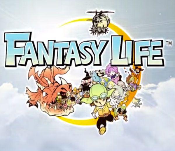 Kawaii Kiwi: Nintendo's New 'Fantasy Life' on 3ds