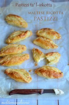 Maltese Pastizzi