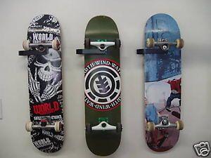 Skateboard Hanger Display Rack Wall Mount