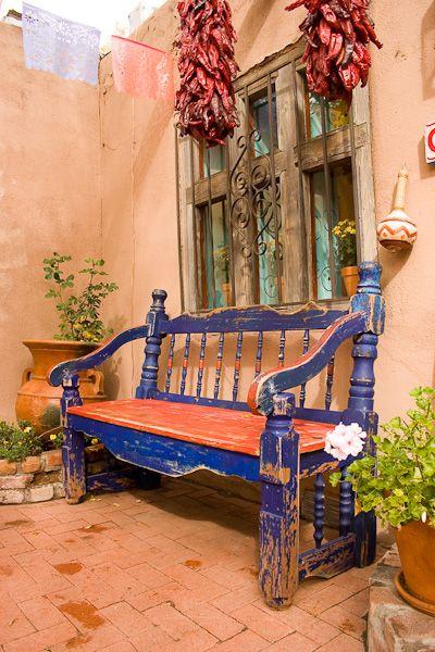 Albuquerque, NM Southwest color and design inspiration ✿⊱╮ #Cricut