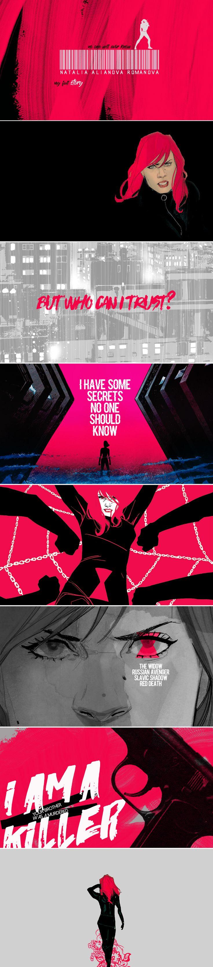 Black Widow: You're a killer.