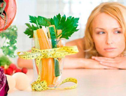 Секреты похудения - правильное питание для снижения веса