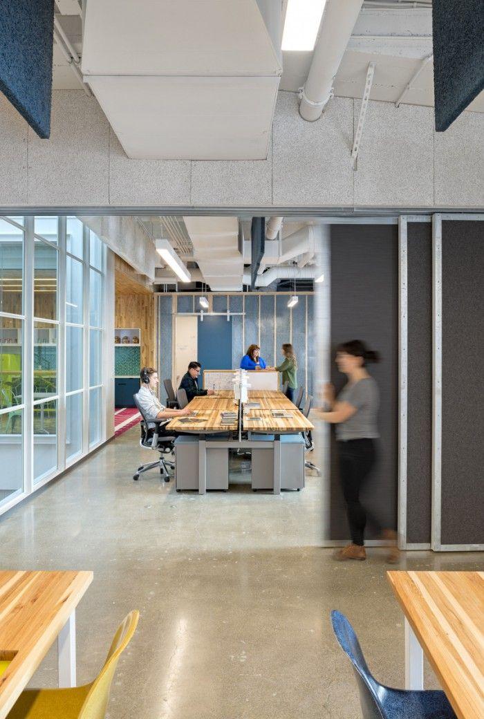 Capital One Labs San Francisco Offices @OfficeSnapshots | MASHstudios