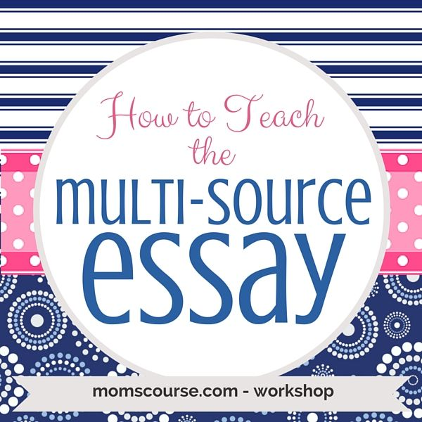 The 98 best english grammar and writing images on pinterest school teach your child the keys to writing essays from multiple sources in this episode of the classical scholar moms course teaching workshop im having a fandeluxe Images