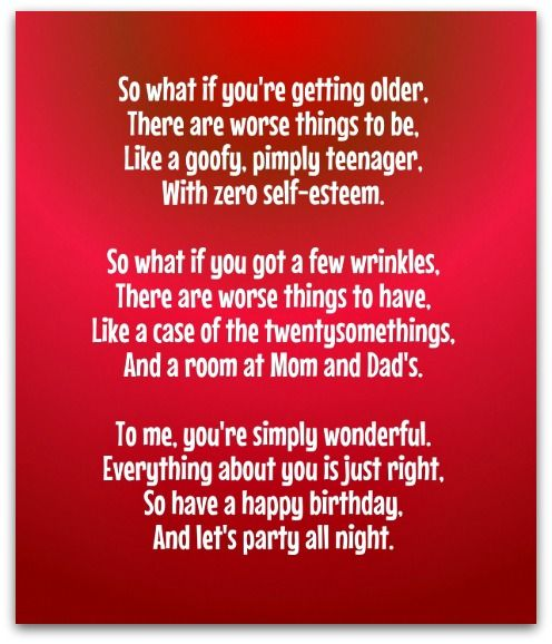 Best 25 Birthday poems ideas – Short Poems for Birthday Cards