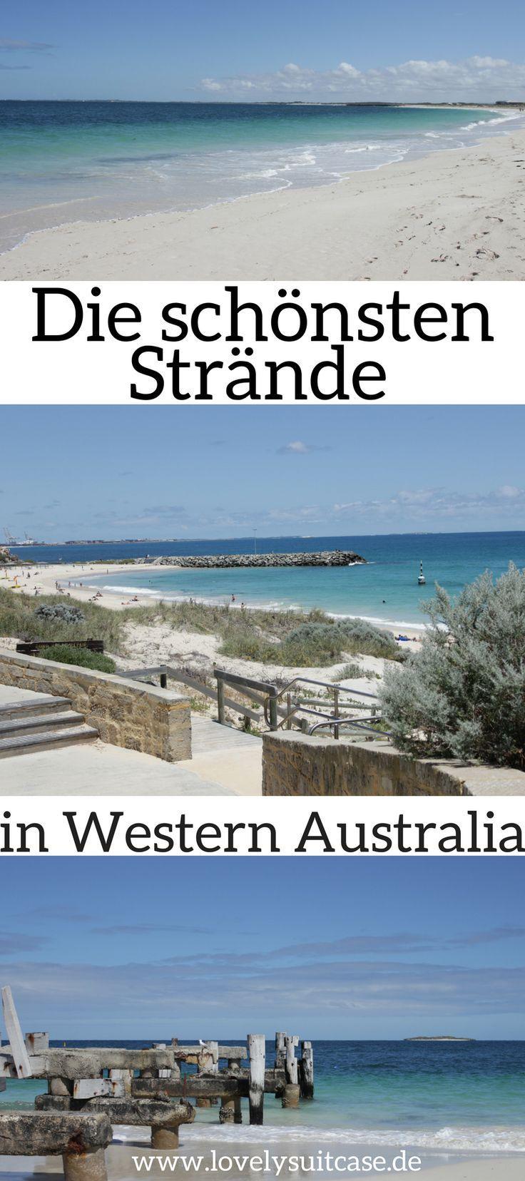 Perth an der Westküste Australiens ist der perfekte Ausgangspunkt für tolle Tagesausflüge an die schönsten Strände von Western Australia. Entdecke mit diesen Reisetipps Australien von einer ganz neuen Seite. #Australien #Perth #Strand #WesternAustralia