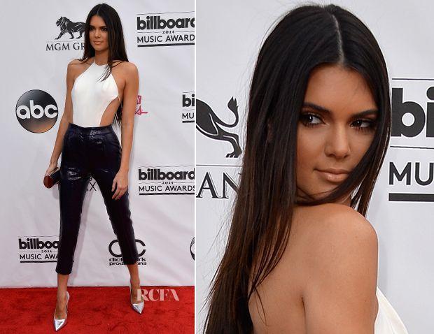 Kendall Jenner In Olcay Gulsen - 2014 Billboard Music Awards - Red Carpet Fashion Awards