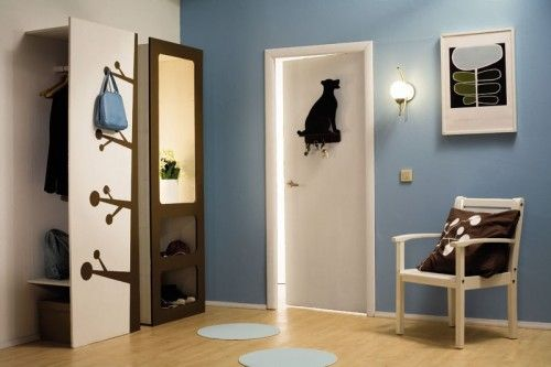 Minimalist Yet Creative Hallway Design Inspiration   Shelterness