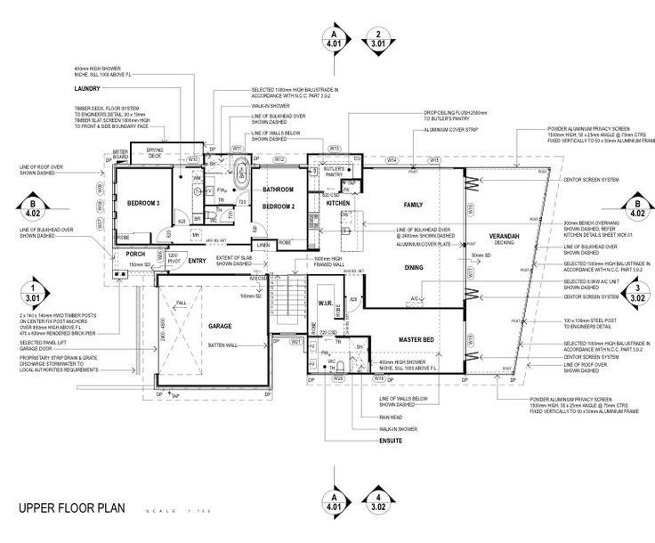 Our Dream Home - Main Floorplan