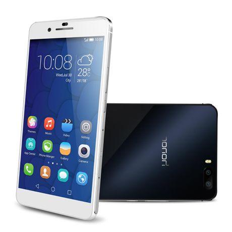 Honor 6+, in Italia lo smartphone con l'area vip