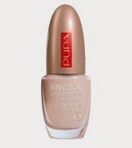 Made with Love: Manicure of the month #nail polish #mani #manicure #smalto #pupa #skincolor