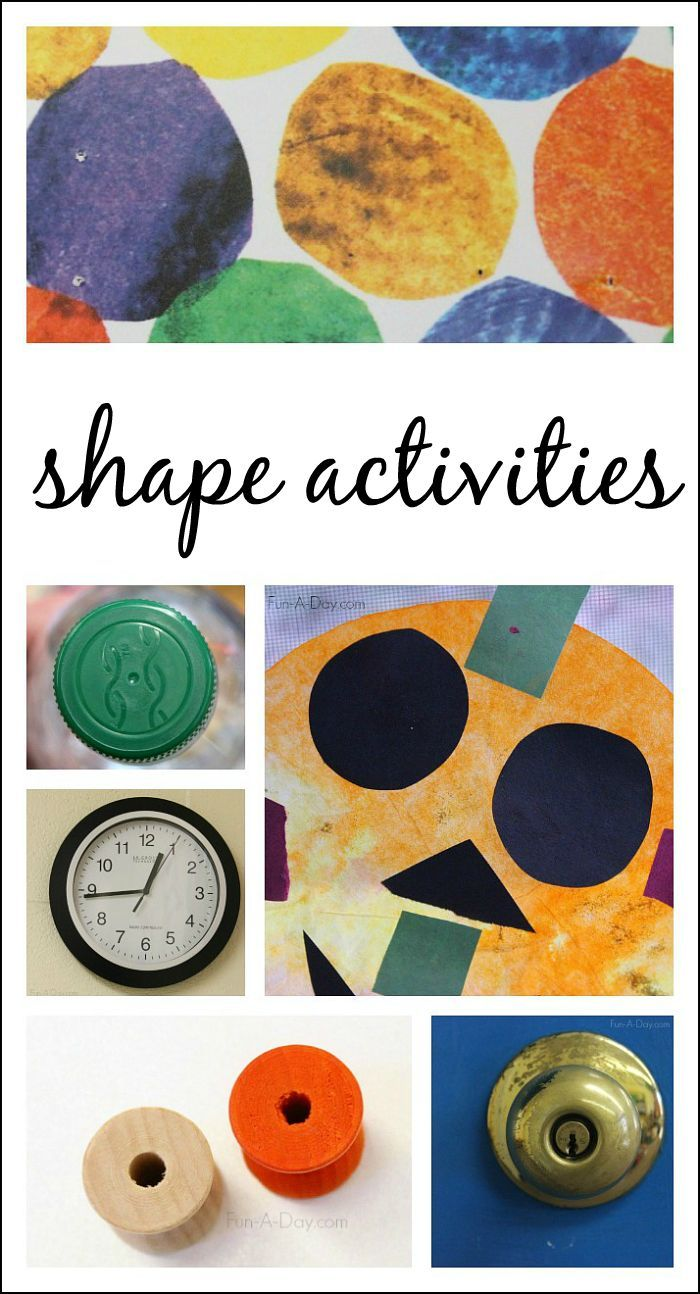 shapes craft ideas 480 best images about math activities for preschool and 2912