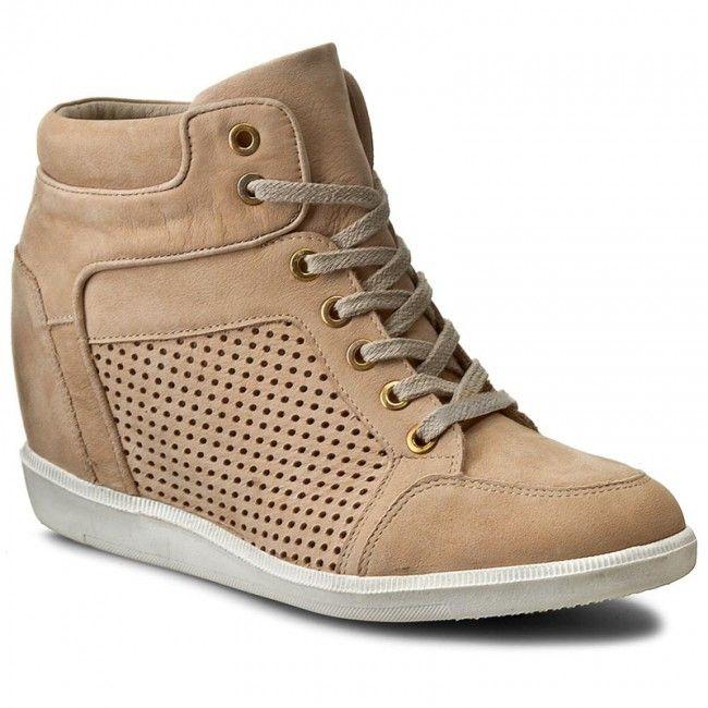 Sneakersy CARINII - B3349 H24-000-000-B14