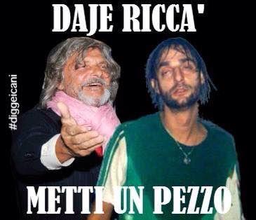 DAJE RICCA' #diggeicani