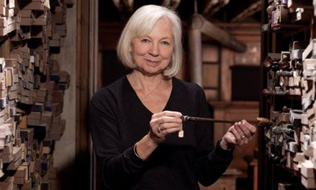 Stephenie Lesley McMillan (20 July 1942 – 19 August 2013) was an internationally recognised British set decorator. She was the creative genius who created the beautiful, magical world of Harry Potter films by her set decoration.