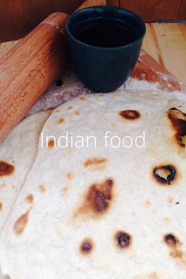 Pane chapati o piadina pakistana