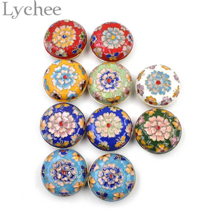 Aliexpress.com : Buy Vintage Chinese Style Floral Pattern Enamel Cloisonne Jewelry Box Small Ring Earrings Storage Box Case in Random Color from Reliable jewelry box small suppliers on daily vogue