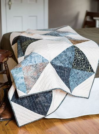 Quilt Ideas for 10-inch Squares - Free Tutorial