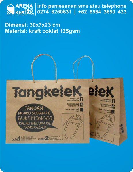 56 best Desain Tas Kertas images on Pinterest | Paper bags, Kustom ...