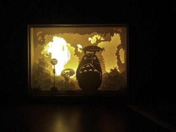 Pin On Papercut Light