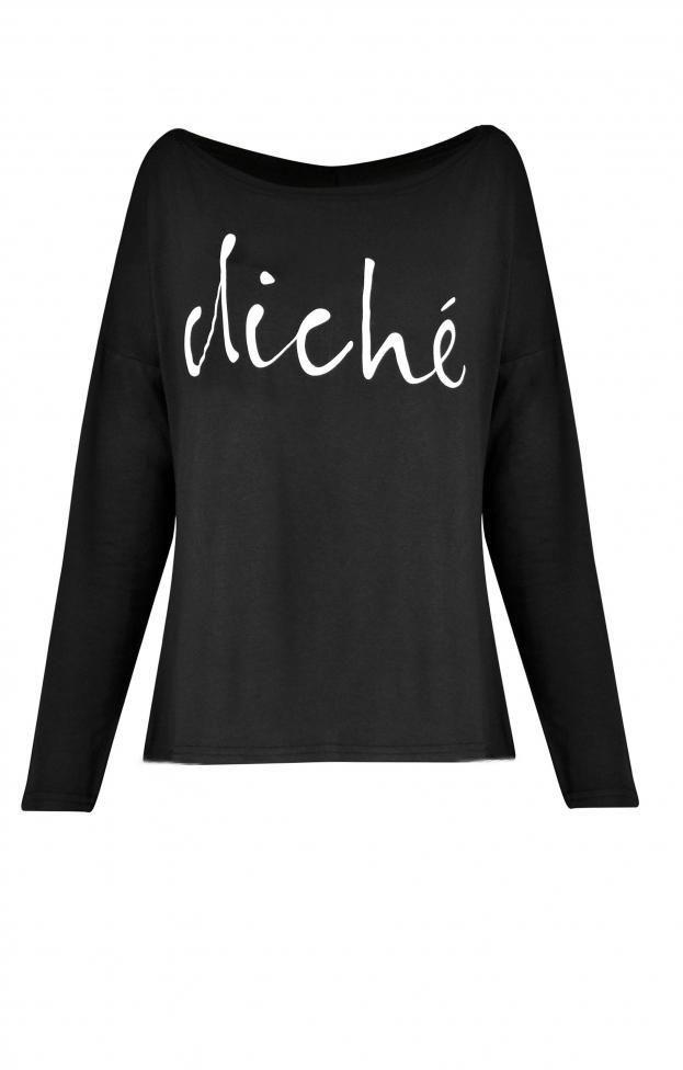 Γυναικεία μπλούζα cliche MPLU-0751-bc Γυναίκα-Μπλούζες και πουκάμισα