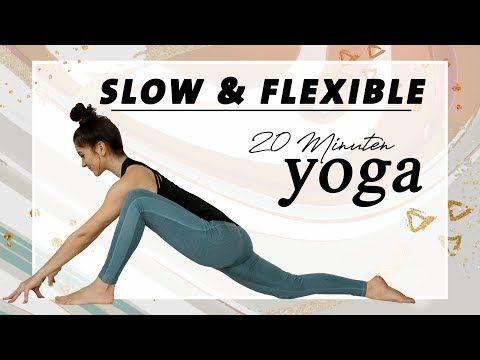 Yoga Beweglichkeit, Dehnung, Entspannung | Hüften öffnen & Rücken mobilisiere… – Tanja Gebhardt