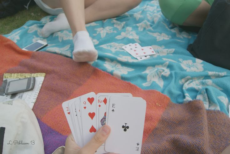 Card playing