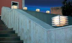 Lampione da muro : Modello BOX