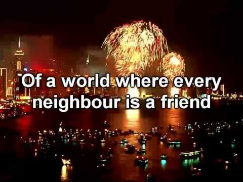 ▶ Abba - Happy New Year (with lyrics) -